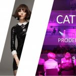 'Funky fever' catwalkshow in Prodentfabriek